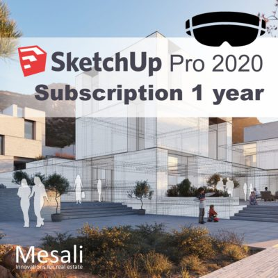 SketchUp 2020 pro subscription