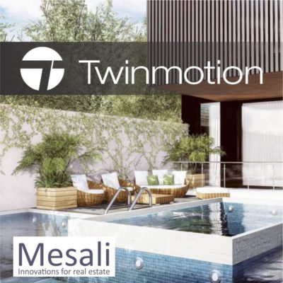 Twinmotion, SketchUp real time render