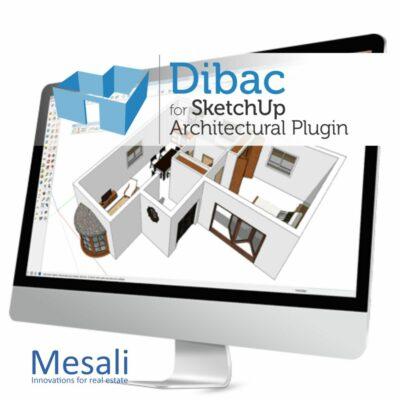 Dibac voor SketchUp