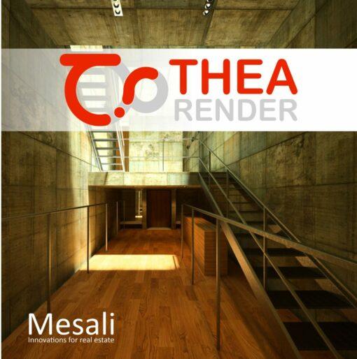 Thea Render voor SketchUp